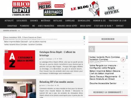 Brico Depot Le Blog Informations Et Avis Sur Les Produits