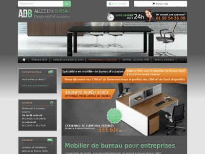 Bureaux neufs et meubles bureau allee du bureau trouvez votre
