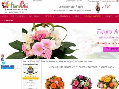 FLORACLIC.fr   Floraclic   livraison fleurs, bouquets, plantes ... 0aca94be8c5