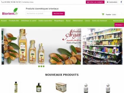 da182f8c024 Biorient  Vente de produits cosmétiques bio et orientaux