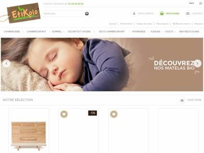 Etikolo : Vente en ligne de chambre bébé enfant, lit bébé enfant ...