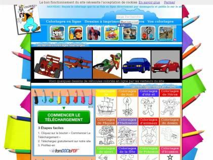 Coloriages Gratuits En Ligne Et A Imprimer Coloriages Pour Enfants Gratuits