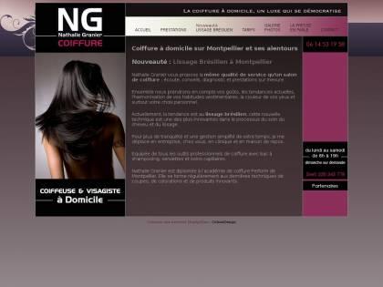 Lissage Bresilien Et Coiffeuse A Domicile Sur Montpellier