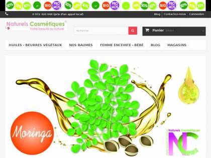 5591fc01542 Ce site sur les réseaux sociaux   Vente de cosmétiques et produits bio ...