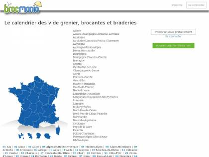 Calendrier Des Vide Greniers.Brocmania Les Vide Greniers Brocantes Et Braderies Dans