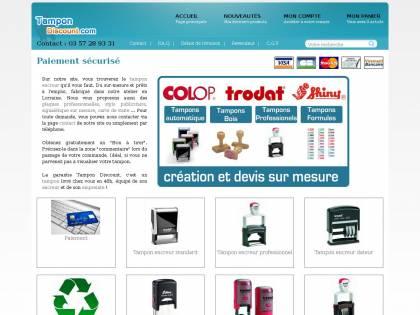 Ce Site Sur Les Rseaux Sociaux Tampons Encreur Personnalisable Prix Discount