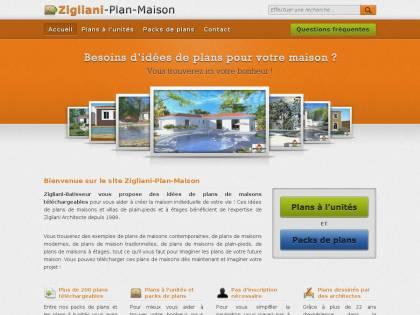 Zigliani Plan Maison Fr Plans De Maisons Individuelles