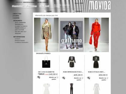 2dacaf028fd Movida   Boutique de vêtements de luxe - Nice