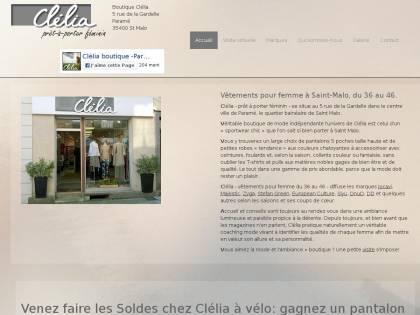 Boutique Clélia   Clélia boutique de prêt à porter féminin à St Malo a63adc57f23a