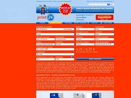 Print24 Impression De Carte Visite