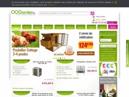 OOGarden.com : Vente en ligne de mobilier de jardin et d ...