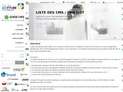 CMS   les 35 meilleurs sites (Web designer) 443695ef6ede
